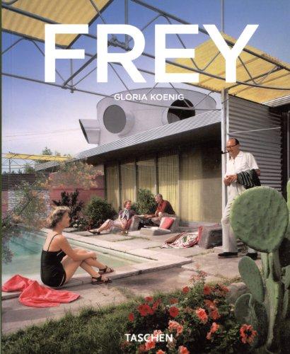 Albert Frey 1903-1998 : Une architecture vivante dans le désert par Gloria Koenig