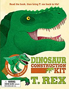 ISBN Dinosaur Construction Kit: T.Rex Libro Other Formats Inglés 24 páginas - Libros (Other Formats, Inglés, 24 páginas, Susie Brooks, 6 año(s), 99 año(s))