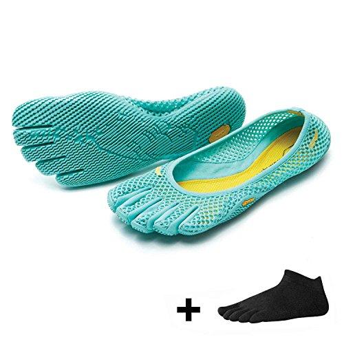 Vibram FiveFingers VI-B Chaussures à orteils de loisirs pour femme menthe