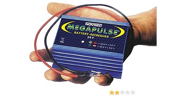 Megapulse 24 V Battery Pulser Battery Freshener Booster Auto