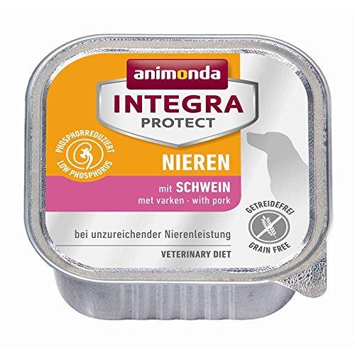 Animonda Integra Protect Niere Schwein | 11x 150g Hundefutter
