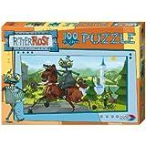 Noris Spiele 606031078 - Ritter Rost Puzzle, 100 Teile