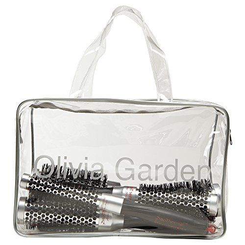 Olivia Garden ProThermal Thermal Round Hair Brushes