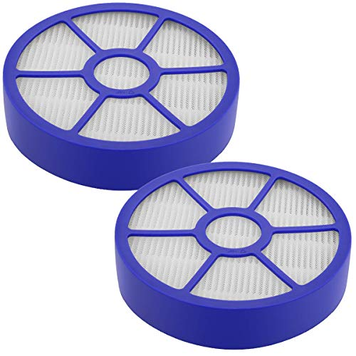 OxoxO Replace HEPA Filters Cleaner Fit for Dyson DC33 Multi Floor Upright Vacuum Cleaner (2pcs) -