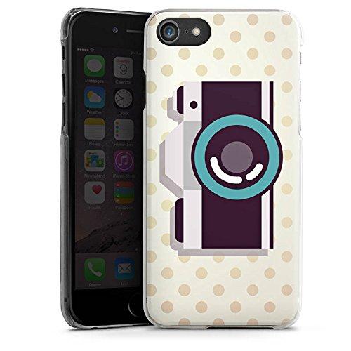 Apple iPhone X Silikon Hülle Case Schutzhülle Kamera Symbol Linse Hard Case transparent