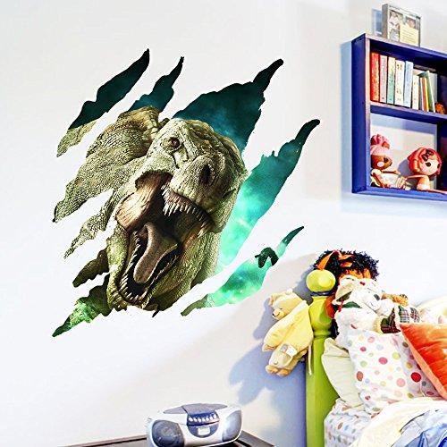 ufengker-3d-spezialeffekte-jurassic-park-dinosaurier-wandsticker-babyzimmer-kinderzimmer-entfernbare