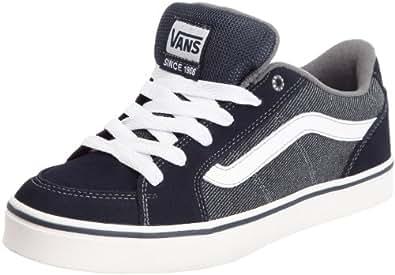 Vans Men's M Transistor Fashion Trainers VKXT6EP_Marine (Nvy/Cstor) Blue 9.5 UK
