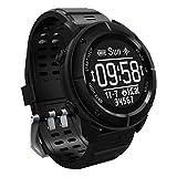 Bobury UW80C GPS Herzfrequenz-Alarm zurück Cruise Compass Pedometer Smart-Outdoor-Sport-Uhr mit 7 Sport-Modus