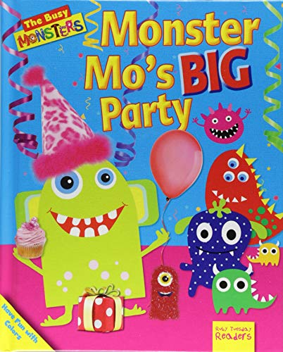 Monster Mo's Big Party (The Busy Monsters)