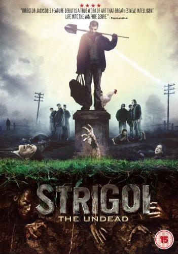 Strigoi [DVD] by Constantin Barbulescu