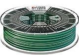 Formfutura 175HDGLA-BLPGRE-0750 3D Printer Filament, PETG, Blinded Pearl Grün