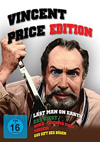 Vincent Price [4 DVDs]