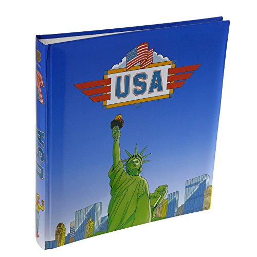 Henzo Fotoalbum USA Blau (Frames Usa)