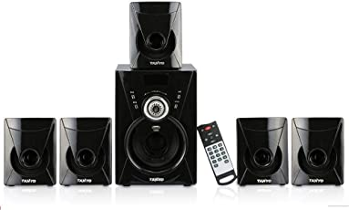 I KALL TA-111 BT 5.1 Channel Home Theater System (Black)