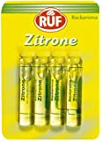 Ruf Backaroma Zitrone, 20er Pack (20 x 8 g Packung)