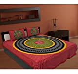 rajasthani bedcover double bedsheet with...