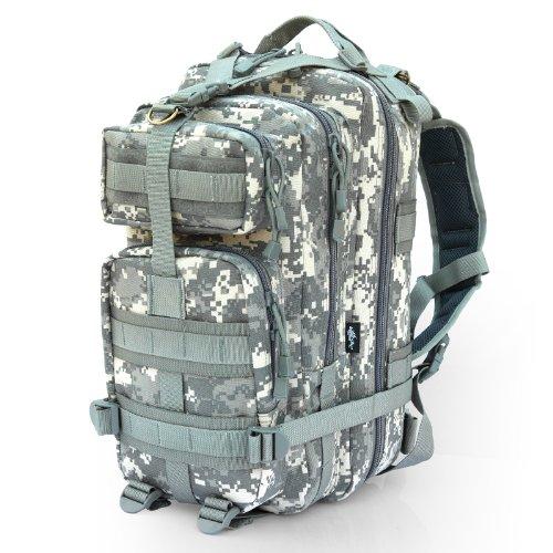 TBB-Zaino zainetto zaino impermeabile borsa alpinismo,verde 30L White 30L