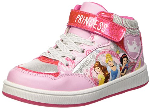 Walt Disney Sneaker, Scarpe da Neonato Bambina, Rosa, 30 EU