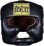 "BENLEE 197016 Rocky Marciano  Headguard ""Full Face Protecion"", Schwarz (black), Größe: S/M"