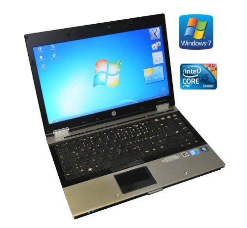 Portátil Hp 8440p Intel Core i5-m520 2,4GHz 4GB 250HDD DVDRW, WEBCAM; COA Windows 7 PRO