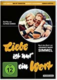 J.M. Simmel: Liebe ist nur ein Wort [Import allemand]