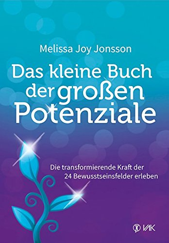 Das kleine Buch der großen Potenziale: Die transformierende Kraft der 24 Bewusstseinsfelder erleben