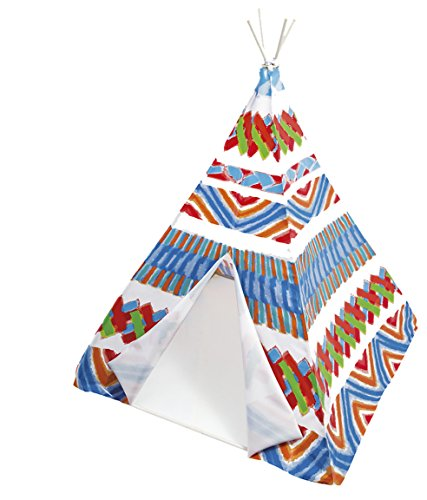 Intex- Tenda Indiana, Multicolore, 122 x 122 x 157 cm, 48629