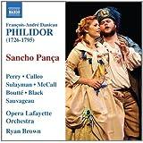 Philidor: Sancho Pança