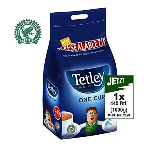 TETLEY 1CUP TEA BAG PK440 CB343