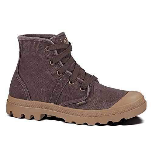 Palladium Pallabrouse Chaussures d'hiver Asphalt brown