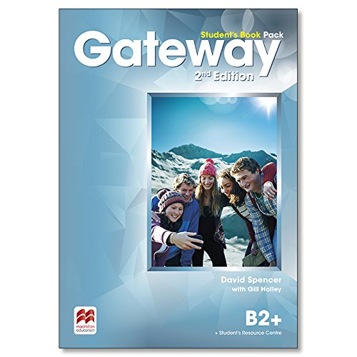 GATEWAY B2+ Sb Pk 2nd Ed (Gateway 2nd Edition) por D. SPENCER