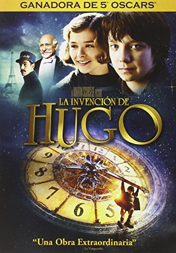 La invencion de Hugo [DVD]