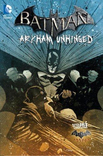 Batman Arkham Unhinged Volume 4 TP by Karen Traviss (2015-02-19)