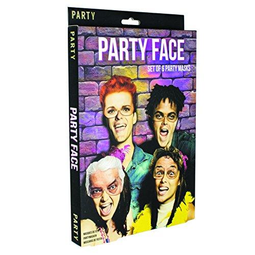 Paladone Party-Gesichtsmaske (Einheitsgröße, -