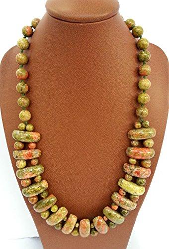 collier-en-unakite-lithotherapie-bijoux-mineral-pour-femme-en-pierre-naturelle