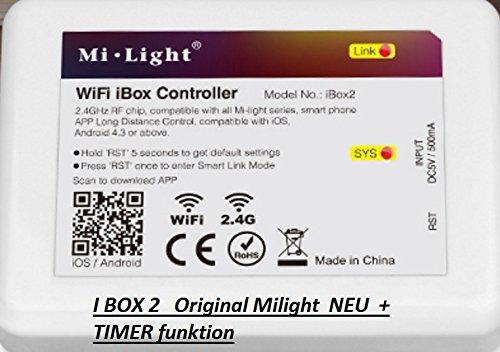 Preisvergleich Produktbild LED RGB Wifi WLAN Controller Milight Mi-Light