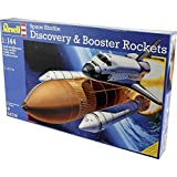 Revell Modellbausatz Flugzeug 1:144 - Space Shuttle Discovery & Booster