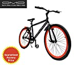OMO Fast & Light Hybrid Double Wall Alloy Rims Adjustable Seat Anti Rust Frame Cycle