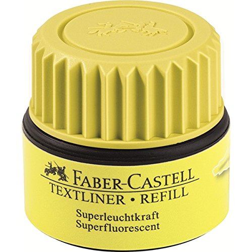 Faber-Castell 154907 - Refill für Textliner, gelb