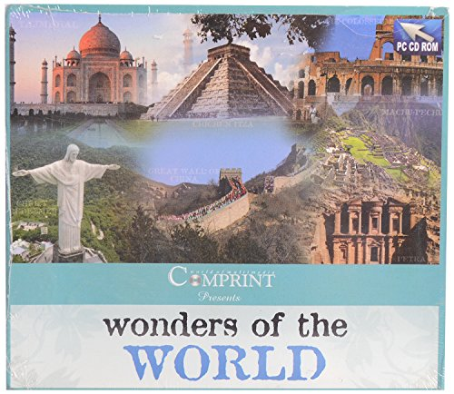 WONDERS OF THE WORLD CD - EDUCATIONAL CD
