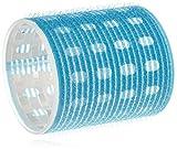 Fripac-Medis - Bigodini termici Magic, diametro: 54 mm, 6 pezzi, colore azzurro