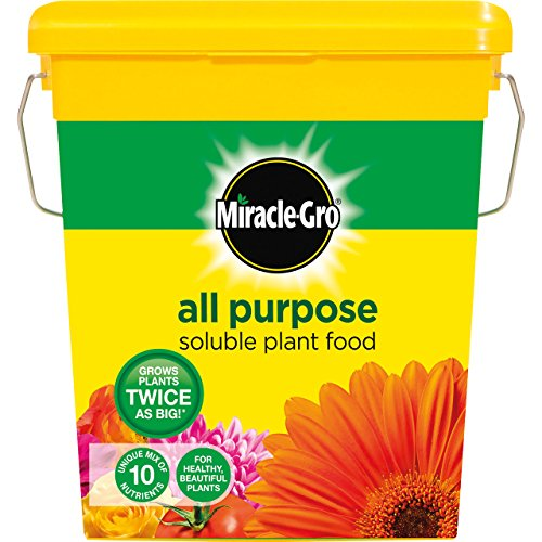 Miracle-Gro Water Soluble Plant Food Tub, 2 kg