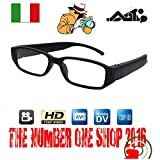 Thenumberoneshop --Occhiali Da Vista Spia Spedizione Espressa (In regalo pennino per dispositivi immagine