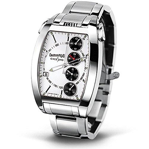 Eberhard & Co, Chrono 4 Orologio da polso Automatico ACCIAIO INOX Temerario, nuovo