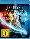 Die Legende von Aang in 3D [Blu-ray]