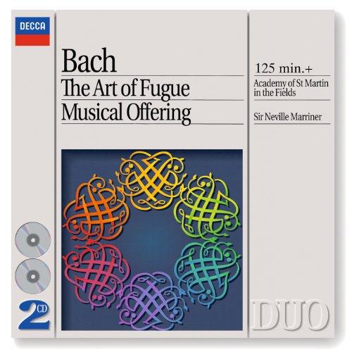 Bach, J.S.: The Art of Fugue; ...