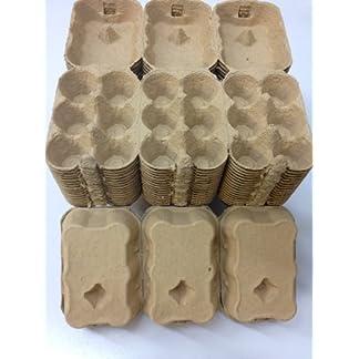 100 X 1/2 DOZEN EGG BOXES NEW (COFFEE/BEIGE COLOUR) 100 X 1/2 DOZEN EGG BOXES NEW (COFFEE/BEIGE COLOUR) 51 2B 2BwOnSZpL