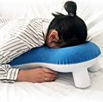 Warp United Inflatable Body Support System Face Down Pillow After Vitrectomy Macular Hole and Retinal Detachment...