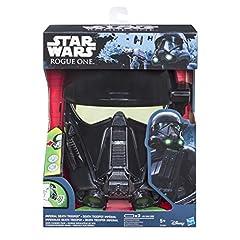 Idea Regalo - Hasbro Star Wars- Maschera, Unica, C0364EU4