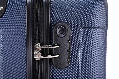 BEIBYE Hartschalen-Koffer 3er-Set mit überragender Preis-Leistung - 4